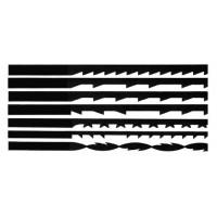 HOB PT-PIN Set combinat panze cu pin pt traforaj electric