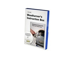 DVD si carte instructiuni pt stunjirea in lemn, Tormek TNT-300