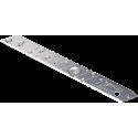 Set 5 lame cutter din INOX de tip A - 9mm
