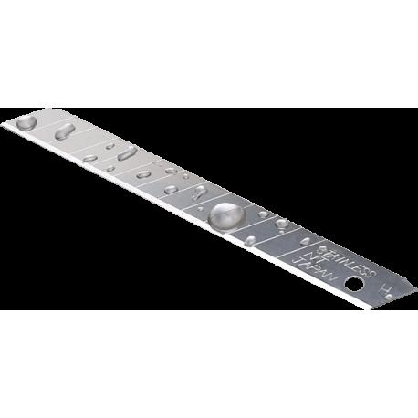 Set 10 lame cutter din INOX de tip A - 9mm NT Cutter