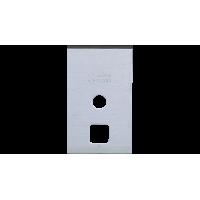 Set 2 lame inox razuitor 28mm -NT Cutter.