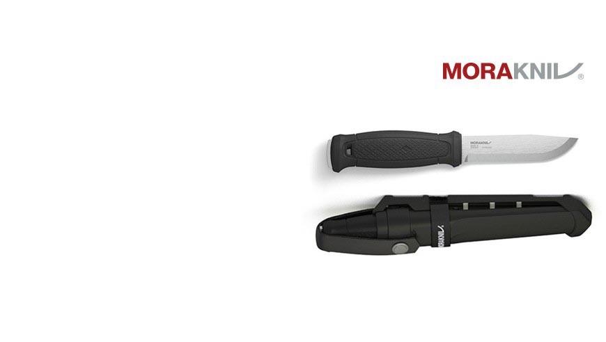 Kit cutit Mora Garberg pentru camping, outdoor si vanatoare